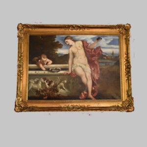 Altmeisterkopie nach Tizian