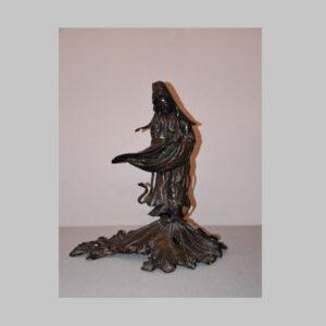 Guanyin Bronzefigur