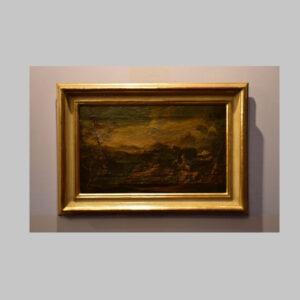 Karell Dujardin, Landschaftsmalerei, 17. Jhd.