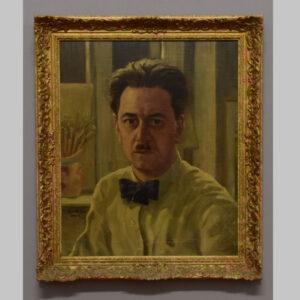 Egon Stoitzner, Porträt