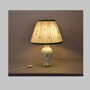 Porzellan Stehlampe, Herend