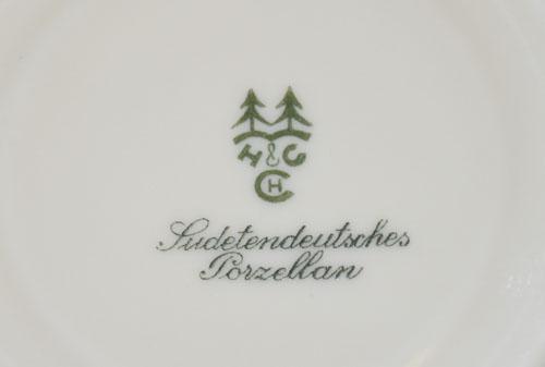 Bodenmarke Porzellan