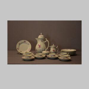 Kaffeeservice, Meißen, Meißener Porzellan