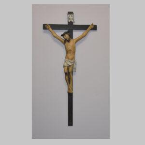 Kruzifix, Dreinageltypus, alpenländisch