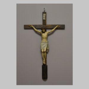 Kruzifix, Alpenländisch
