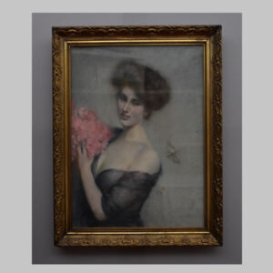 Clemens v. Pausinger, Damenporträt