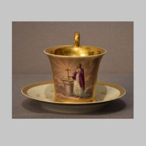 Kaffeetasse, Wiener Porzellan