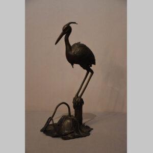Bronzefigur, Vogelbronze