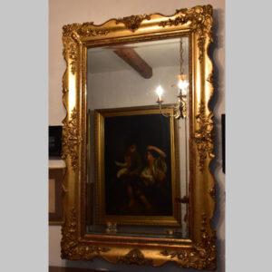 Wandspiegel, Spiegel