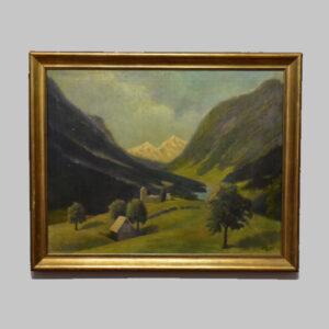 Zeidler, Landschaft, 20. Jhd.