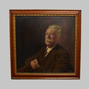 Zeidler, Herrenporträt